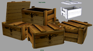 Ammocrate prop. by willy-wilson