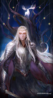 thranduil by weed1012
