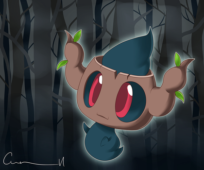 More Phantump by CraigWM