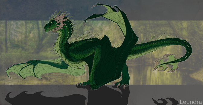 King of the swamp by Leundra