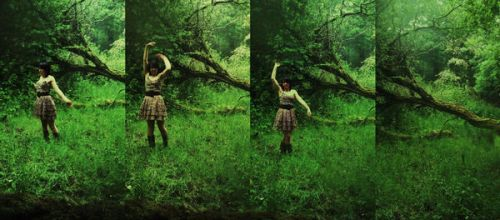 i'm up in the woods by darlingmagpie