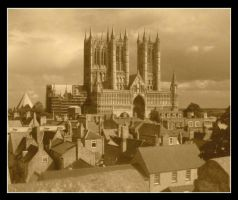 Lincoln Cathedral by DAMIOR-IDELBY