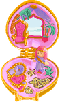 Polly Pocket: princess palace by kicked-in-teeth