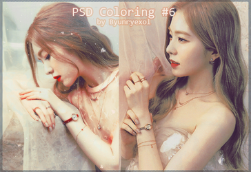 [240716] PSD Coloring #6 by Byunryexol