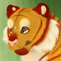 Eye of the tiger by F-FREAK
