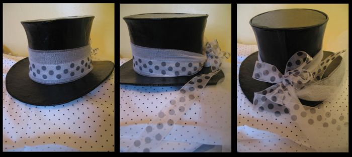Riding hat by Pinktattoo