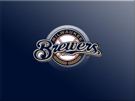 Milwaukee Brewers Wallpaper by RFGFX
