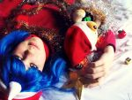 Eiko: Christmas Wish by SweetCandyCupkake