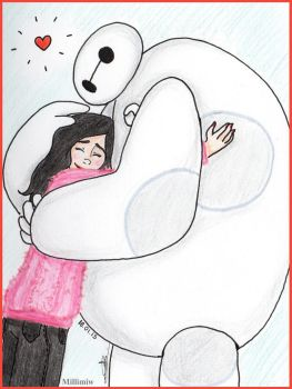 I NEED BAYMAX by Millimiw