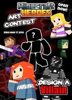 Art Contest Promo Poster by Skyelre