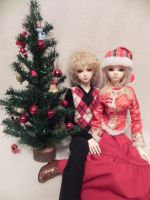 Christmas mood by Neconetto