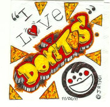 Doritos love by jr13gi