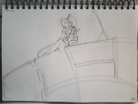 [TLH][40k] Kiss Atop the Atropos by Warden-Sigma