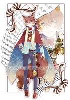 ADOPTABLE AUCTION 05-18 |CLOSED| - Velvet by saruyouichi