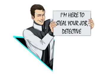RK900 stealing your job by Felixora