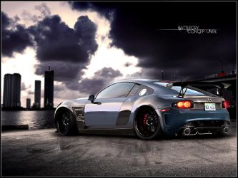 Mazda Mx5 ConcepTuner by Battle-Cry-TR