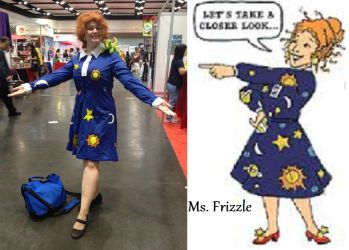 Ms Frizzle Cosplay Haven by MoralInsanityCosplay