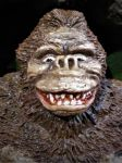 Kong Creepy Face by Legrandzilla