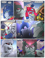 Beast Wars Future- 95- Forefathers by NickOnPlanetRipple