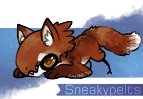 Sneakypelts by NebNomMothership
