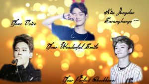 Chen or Kim Jongdae by fantagerocks2013