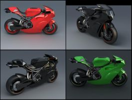 ducati concept w.i.p. goin' on by TheUncle