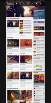 Revelio - The Gaming Template HTML by datcouch