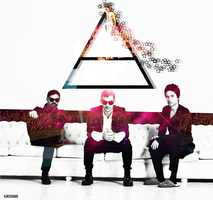30 seconds to mars by iLikeChaos