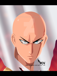 Saitama - One Punch Man by WALEED-HAMAD1