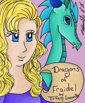 Dragons of Fraidel [Book Cover] by Pristine1281