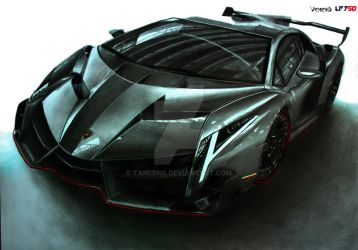 Lamborghini Veneno [Graphite][Sold] by TarcDnB