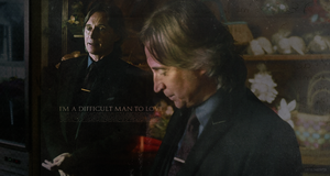 Difficult man to love by vendelina