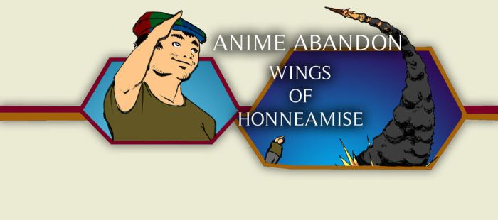 Anime Abandon: Wings of Honneamise by PepperJAQ