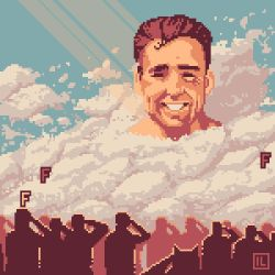 RIP Billy Herrington by IgorLevchuk