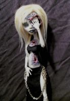 Ghoulia: Queen of the Zombies 01 by mourningwake-press