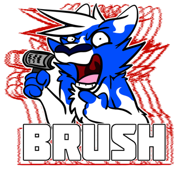 Brush by artwork-tee