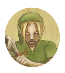 Link by NoirSilent