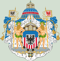 AH - American Coat of Arms by Gouachevalier