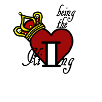 I heart being the King by PandaBarBear