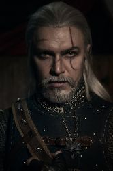 Geralt of Rivia by shproton