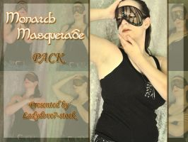 Monarch Masquerade PACK by themuseslibrary