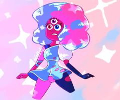 Cotton Candy Mom by faithful24