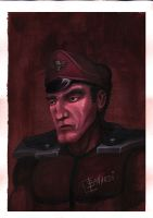 M.Bison by Bonadesign