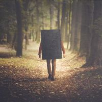 He Closed Himself to the World by theflickerees