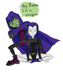 I'm a Vampire by physics-geek