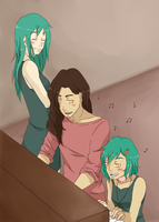Family Feels by mandarain-a