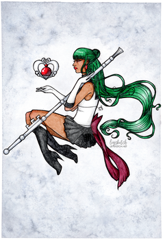 Space/Time - Sailor Pluto