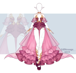 [Close] Adoptable Outfit Auction 291 by LifStrange