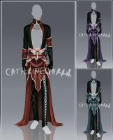 (CLOSED) Adopt Auction - Outfit 49 by cathrine6mirror