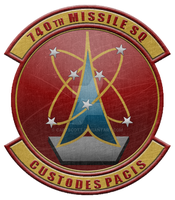 740 MS Patch - Scratched Metal by CaptScott